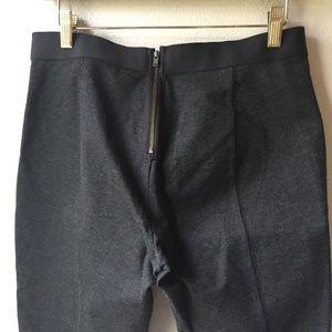 J. Crew Pants - J. Crew Pixie Pant in Dark Gray